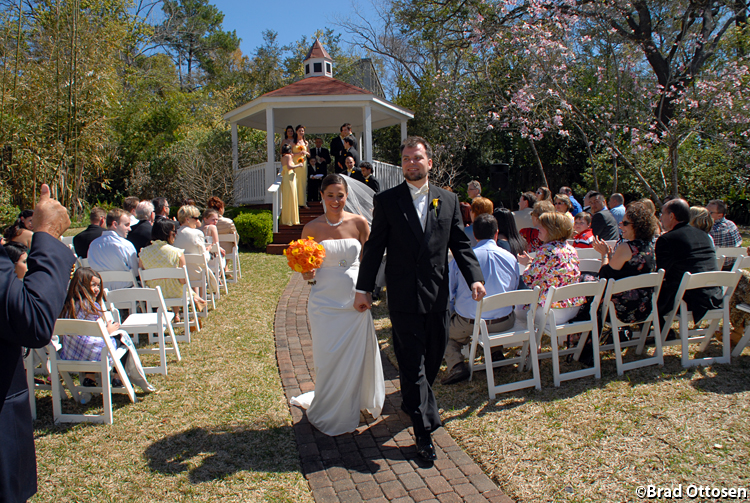 Wedding photography by Photography by Brad Ottosen in Houston, TX 281-658-1240