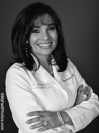 Head shots for doctors in Houston Texas